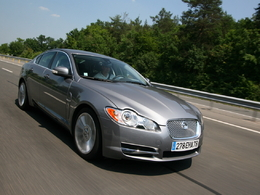photo de Jaguar Xf