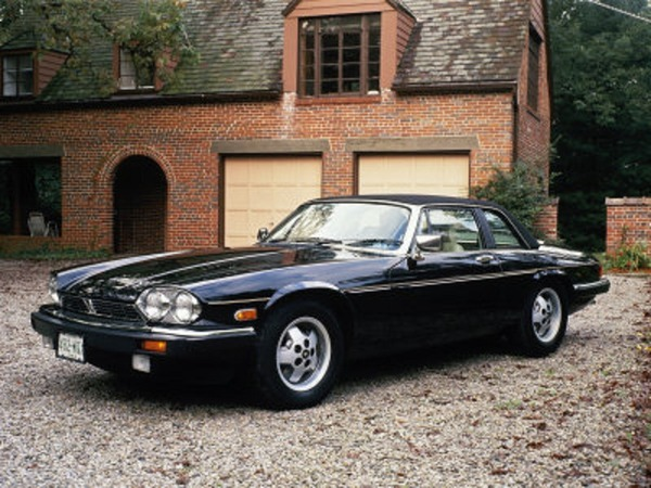 Photo jaguar xjs-c
