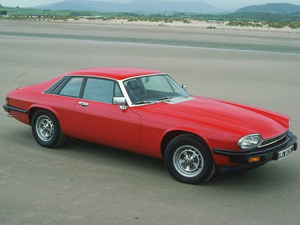 Photo jaguar xjs 1997