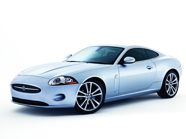 Photo jaguar xk 2007