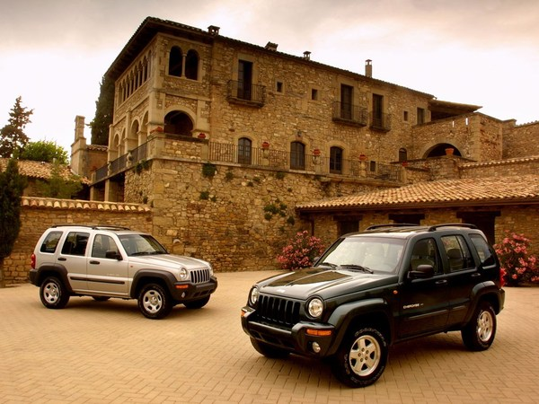 Photo jeep cherokee 2003