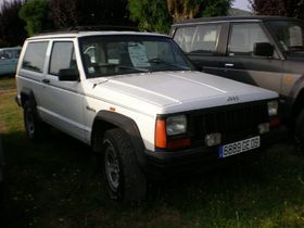 Photo jeep cherokee 1988