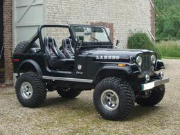 jeep cj7 tous les mod les et generations de jeep cj7. Black Bedroom Furniture Sets. Home Design Ideas