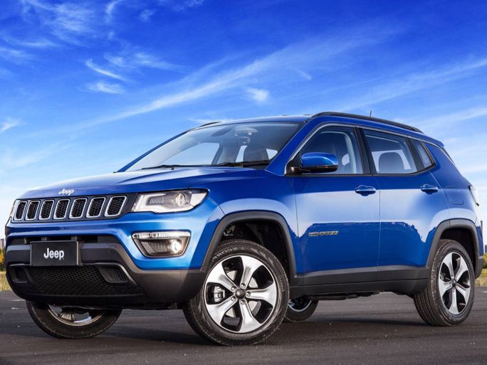 Photo JEEP COMPASS