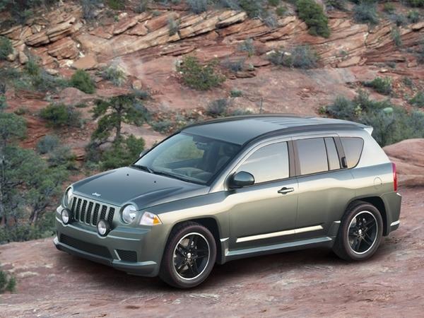 JeepCompass Concept