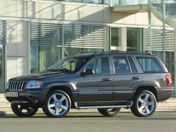 Photo jeep grand cherokee 2003