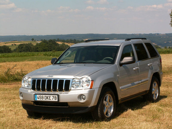 Photo jeep grand cherokee 2008