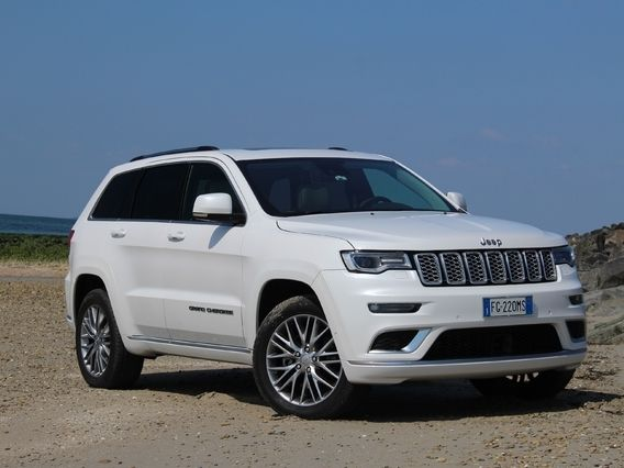 Photo jeep grand cherokee 2018