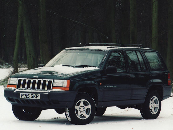 Photo jeep grand cherokee 1995