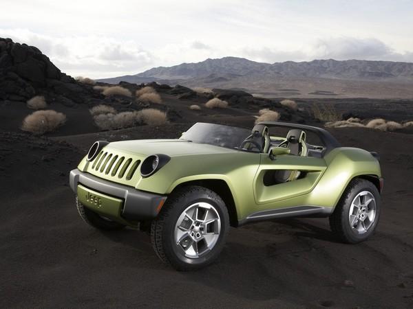 JeepRenegade Concept