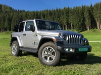 photo de Jeep Wrangler 4