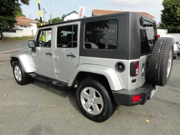 Photo jeep wrangler 2001