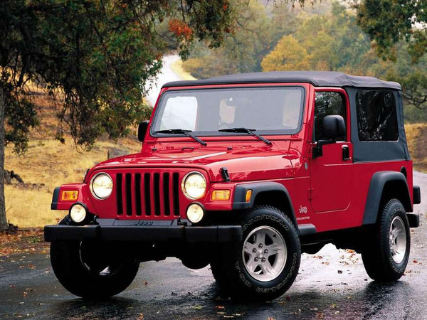 Photo jeep wrangler 2007