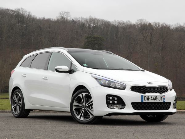Photo kia cee d 2014