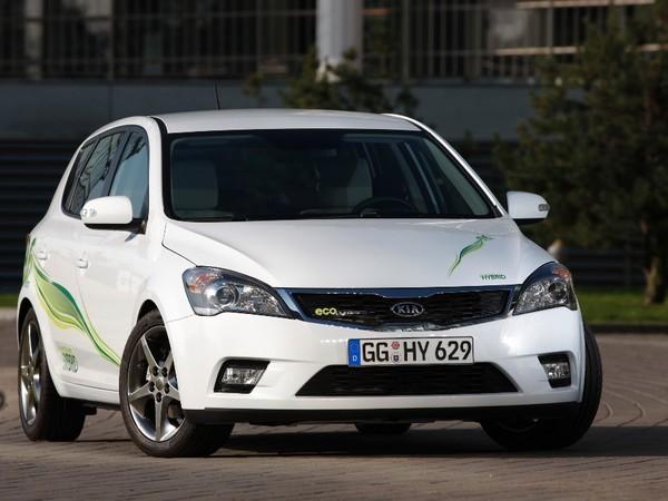 KiaCee D Hybrid Concept