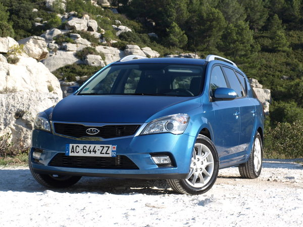 Photo kia cee d 2010