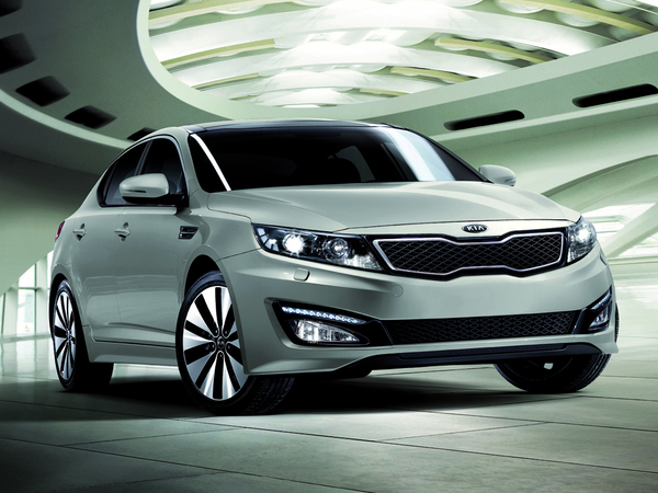 Photo kia optima 2014