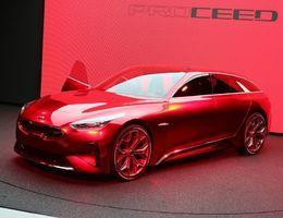 Kia Pro Cee'd Concept 2