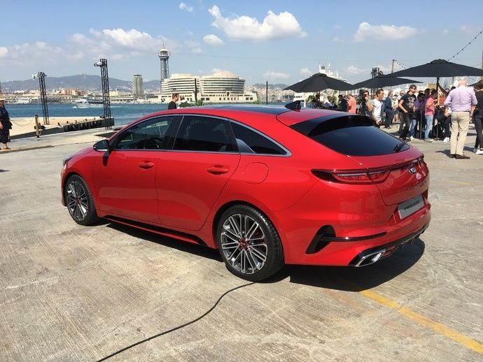 Photo kia proceed 2020