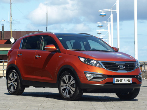 Photo kia sportage 2015