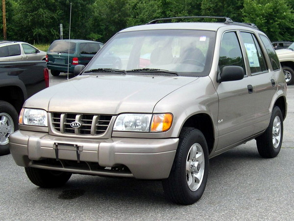 Photo kia sportage 2000