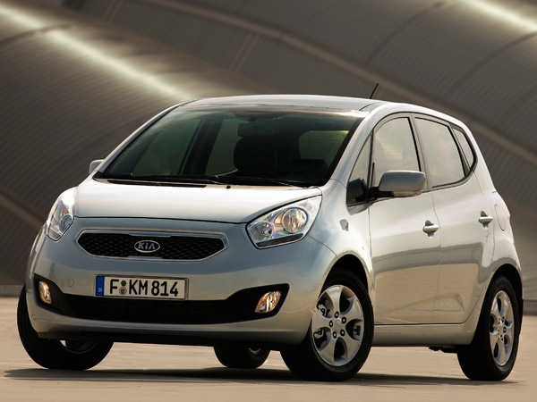 kia venga, photo #8