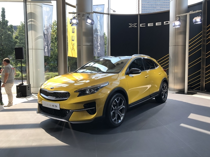 Photo kia xceed 2020