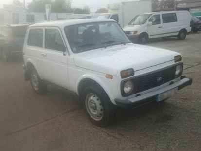 Photo lada niva 1996