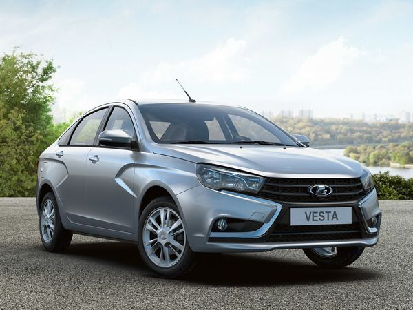 Photo LADA VESTA
