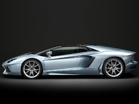 photo de Lamborghini Aventador Roadster