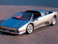 photo de Lamborghini Diablo Roadster