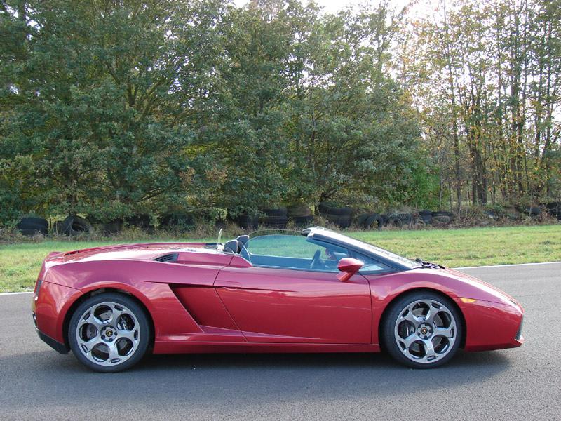 Lamborghini Gallardo Spyder Essais Fiabilite Avis Photos Prix