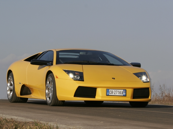Photo LAMBORGHINI MURCIELAGO