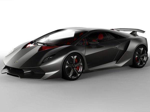 LamborghiniSesto Elemento