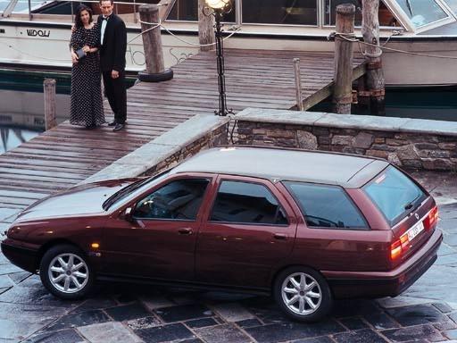 Photo lancia kappa 1997