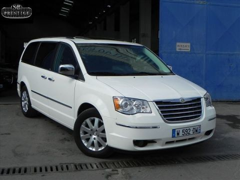 Photo LANCIA VOYAGER