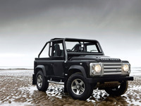 photo de Land Rover Defender Utilitaire Pick Up