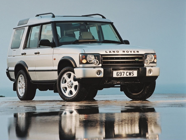 Photo land rover discovery 1995