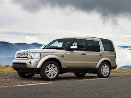 photo de Land Rover Discovery 4