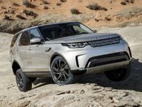 photo de Land Rover Discovery 5