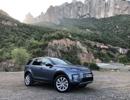 photo de Land Rover Discovery Sport