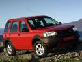 Avis Land Rover Freelander