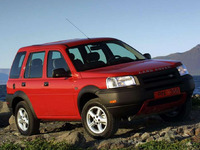 photo de Land Rover Freelander