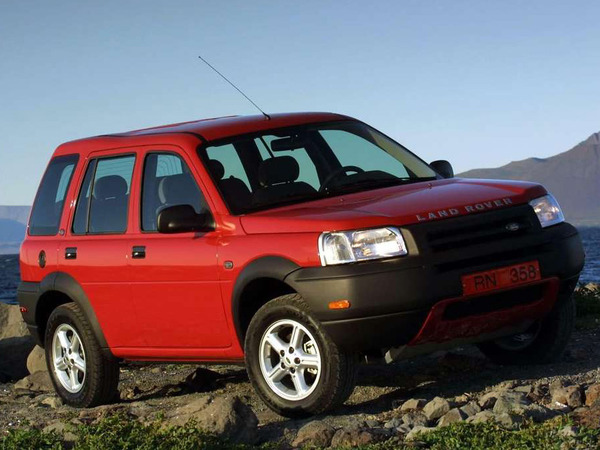 Photo land rover freelander 1999