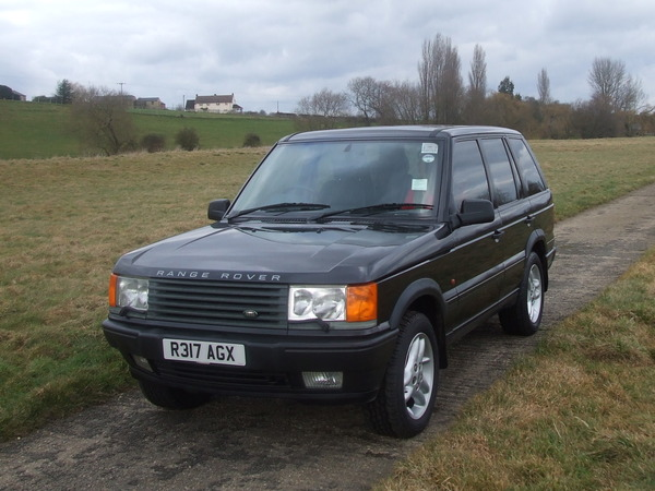 Photo land rover range rover 1995