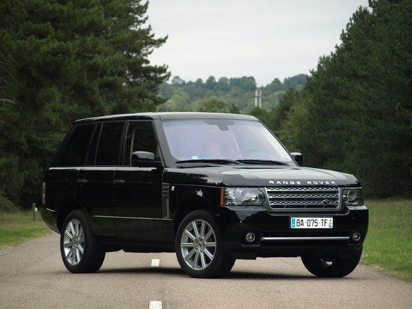 Photo land rover range rover 2012