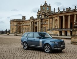 photo de Land Rover Range Rover 4