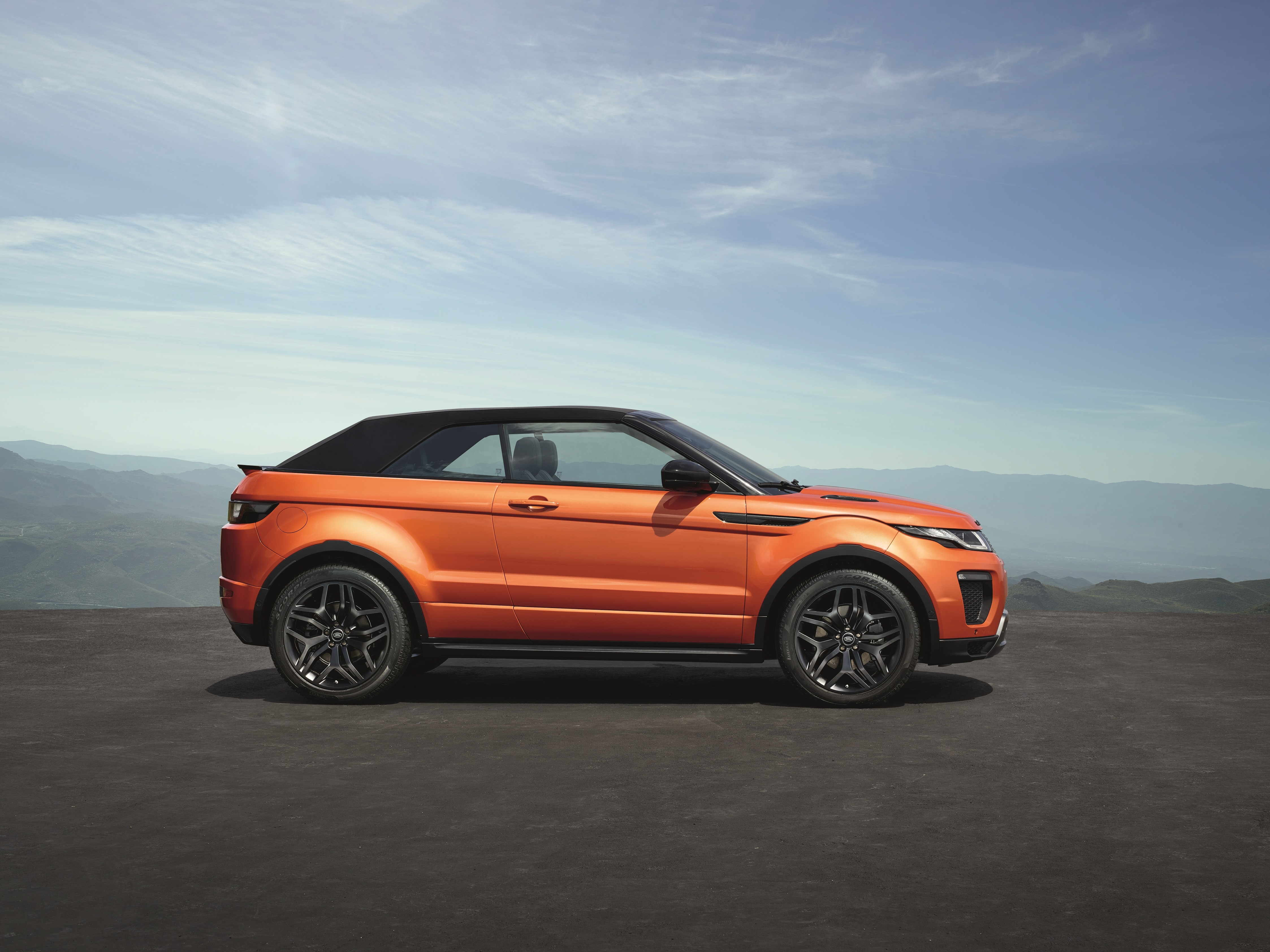 land rover range rover evoque cabriolet essais. Black Bedroom Furniture Sets. Home Design Ideas