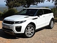 photo de Land Rover Range Rover Evoque