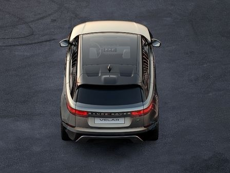 Photo land rover range rover velar